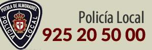 Teléfono Policia Local