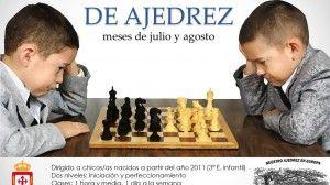 ESCUELA DE VERANO DE AJEDREZ