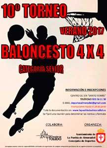 Baloncesto nocturno 4x4