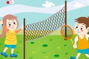 Iniciacion Badminton