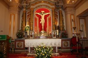 altar cristo