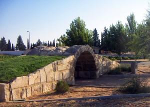 Puente restaurado