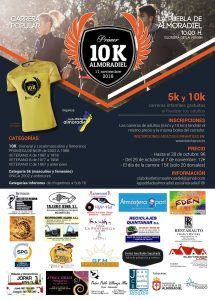 Carrera Popular 10K ALMORADIEL