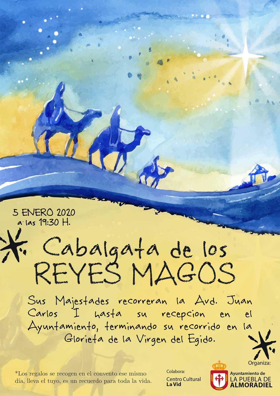 Dias De Reyes Magos Descargar cabalgata de los reyes magos - ayuntamiento de la puebla de