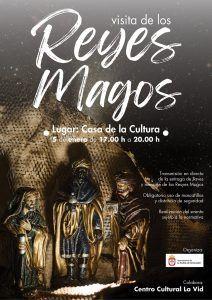 cartel Reyes Magos